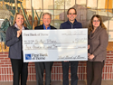 First Bank of Berne Donates to Arts Place