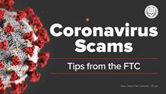 AVOID CORONAVIRUS SCAMS