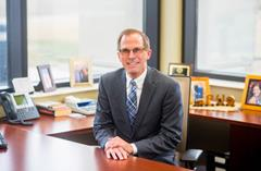 Kent Liechty, President and CEO of First Bank of Berne, will join CDIAC for 2021